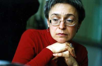 Вторая Чеченская Анна Политковская